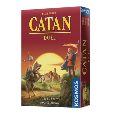 CATAN DUEL - PRINCE DE CATANE