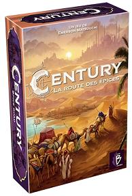 CENTURY LA ROUTE DES ÉPICES
