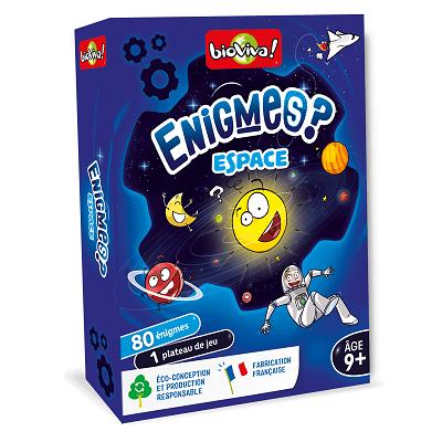 Enigmes espace 2