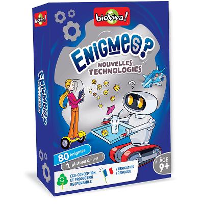 Enigmes les nouvelles technologies 2