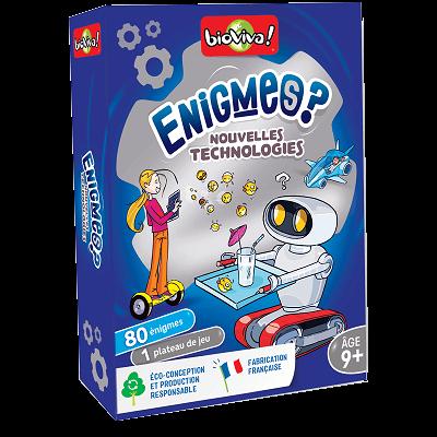 ENIGMES NOUVELLES TECHNOLOGIES