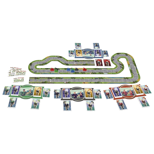 Flamme rouge circuite