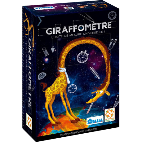 Giraffometre 1