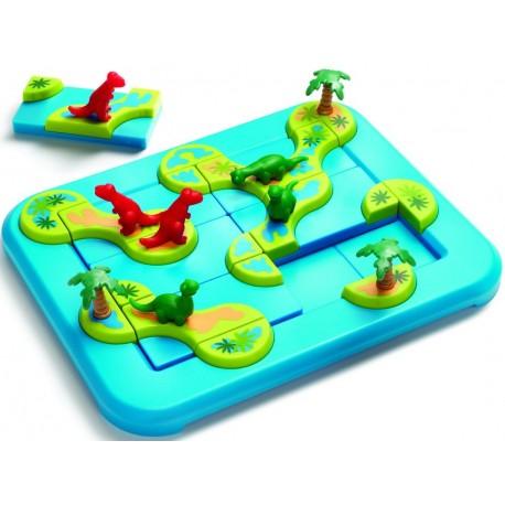 L archipel des dinosaures