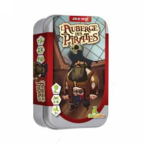L auberge des pirates jeux de cartes boite