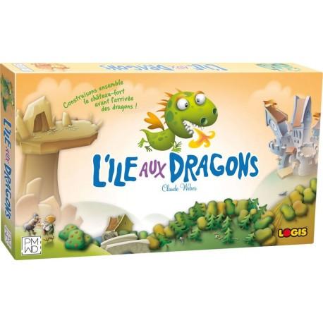 L ile aux dragons 1