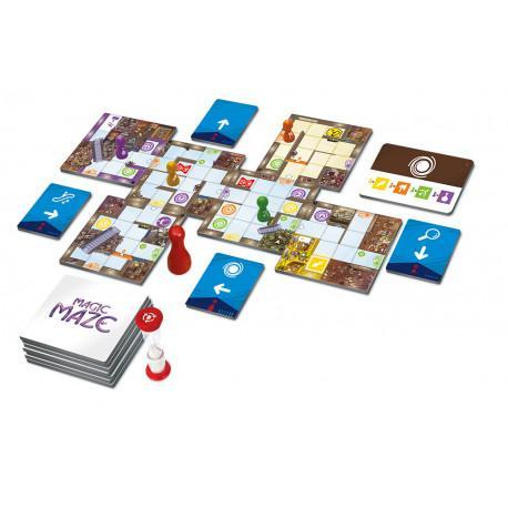 Magic maze 1