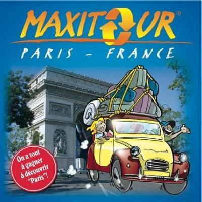 MAXITOUR PARIS-FRANCE