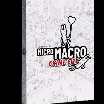 MICRO MACRO CITY - AS D'OR 2021