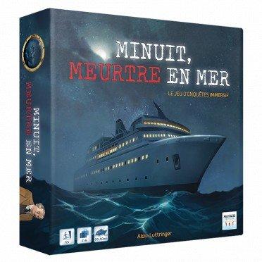 Minuit meurtre en mer