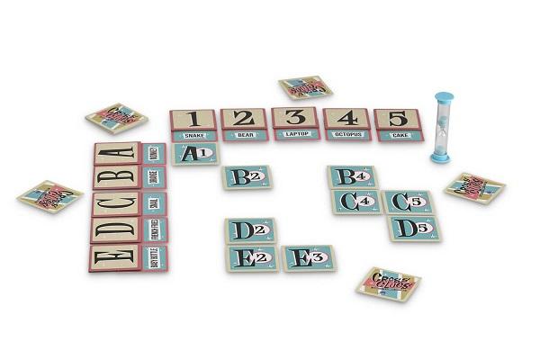 Motmalin cartes