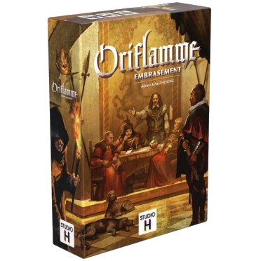 ORIFLAMME 2 : L'EMBRASEMENT