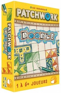 Patchwork doodle p