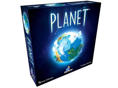 Planet 3dbox