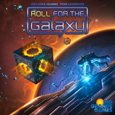 Race for the galaxy roll for the galaxy