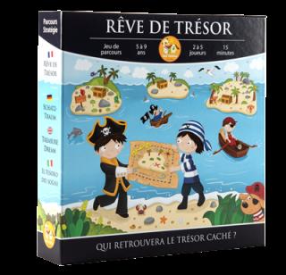 REVE DE TRESOR