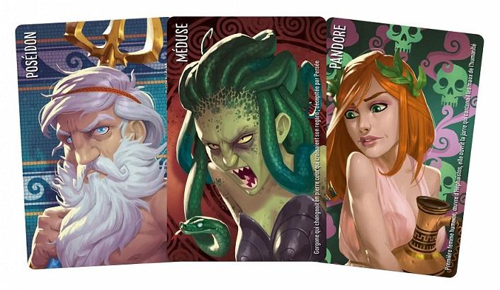Similo mythes cartes