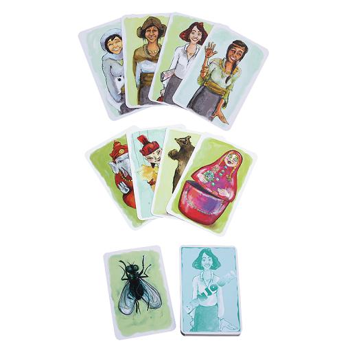 Bonjour simone cartes 1