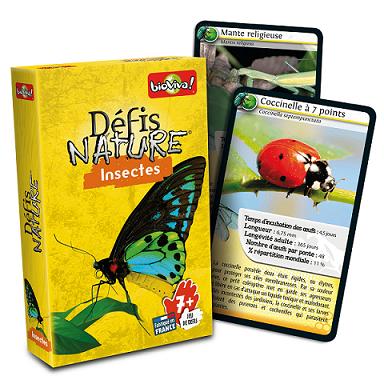 Defis nature insecte