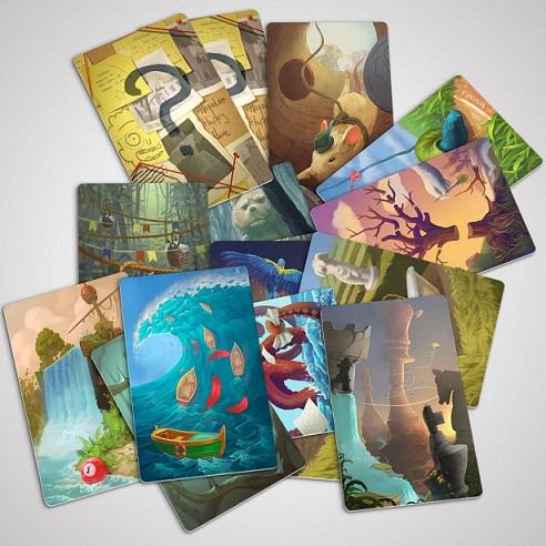 Detective club cartes