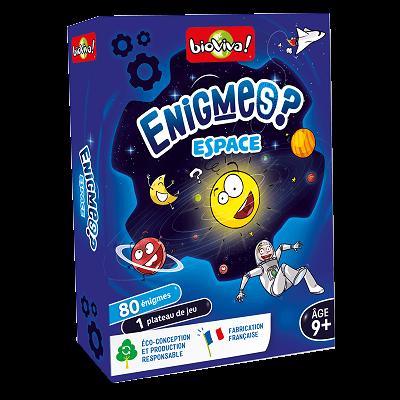 ENIGMES ESPACE