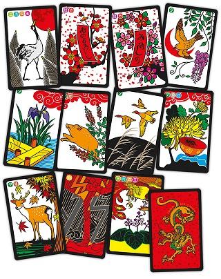 Hanafuda cartes