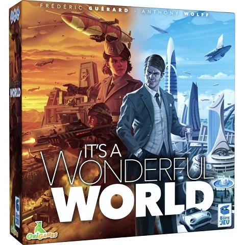 Its wonderful world