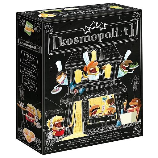 Kosmopolit boite 3d