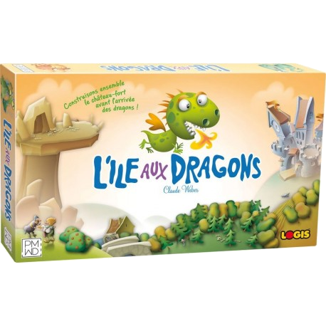L ile aux dragons 1