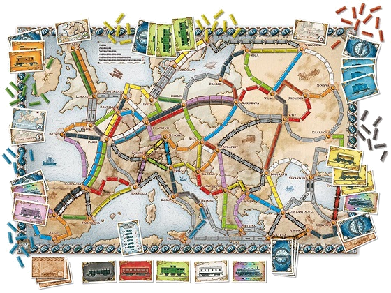 Les aventuriers du rail europe p image 59804 grande