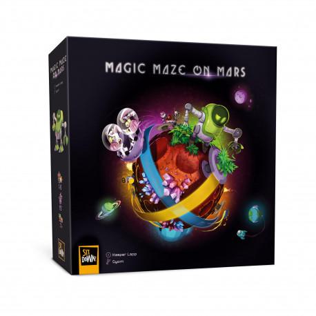 Magic maze 2