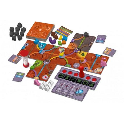 Magic maze 3
