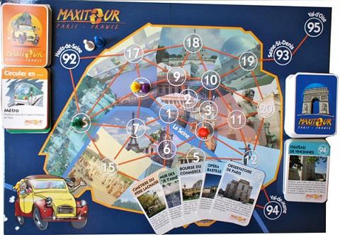Maxitour plateau