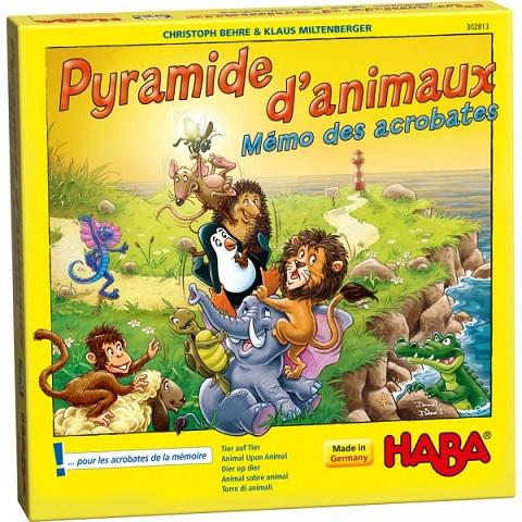 Pyramide danimaux memo