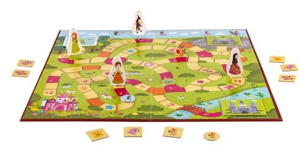 Reve princesse jeu de societe sorci c3 a8re enfant0