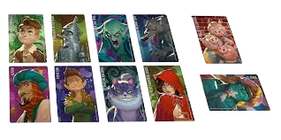 Similio contes cartes