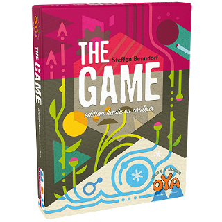 THE GAME COULEUR